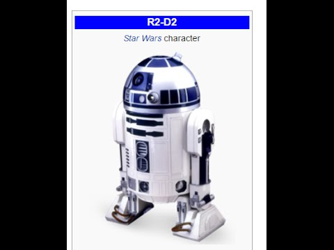 Death of R2-D2 Actor and the connections to my Youtube Copyright Strikes