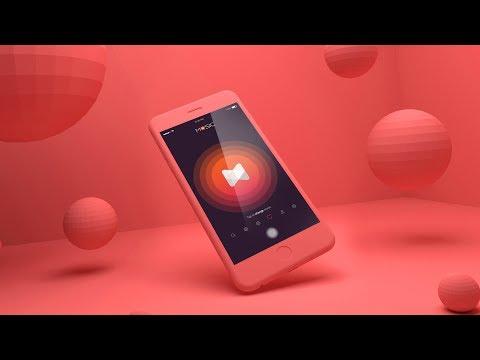 Music Apps UI Design Promotion