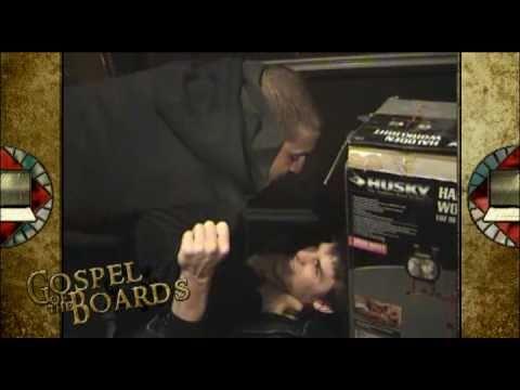 "Beyond Wrestling - [Interview] Danny Danger Confronts Chris Dickinson - ""Gospel Of The Boards"""
