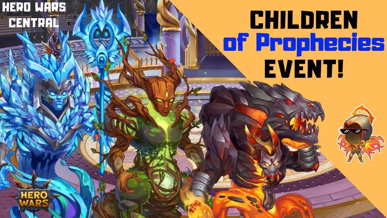 Hero Wars | Children of Prophecies Event!