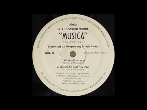 Deep Swing & Luis Radio Pres. Molu In His African World - Musica (Kickin Filter Mix)