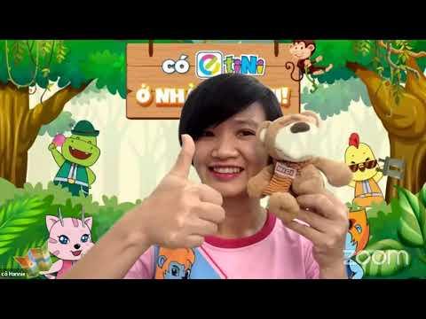 Học tiếng Anh cùng e-tiNi | Kể chuyện tiếng Anh | 7/6/2021 | 15:30 | Lớp cho bé 6 - 8 tuổi
