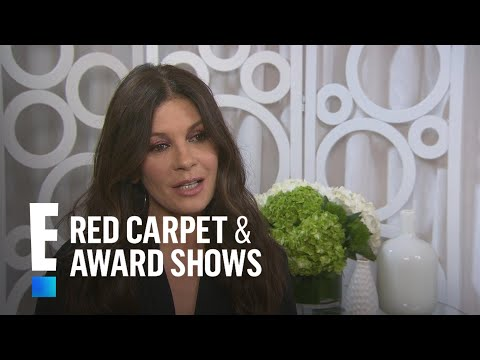 Catherine Zeta-Jones Talks Playing Griselda Blanco | E! Live from the Red Carpet