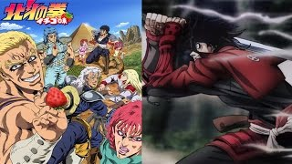 AH Anime News 2015 Drifters, Devilman, DD Hokuto No Ken 2 & More