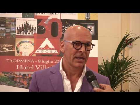 Premio Agorà a Taormina la 30^ edizione: Luca Targa Inside   Ferrara