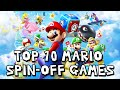 watch he video of Top 10 Mario Spin-Off Games