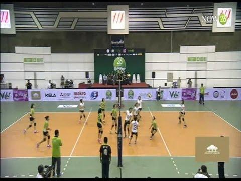 Volleyball Academy League 2016 (หญิง) เซตที่ 1 (20-3-59)