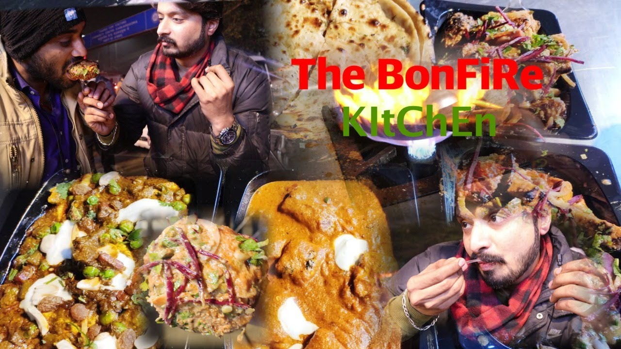 Download THE BONFIRE KITCHEN    Delhi street food \ Karkardooma \\ Thespicyfever