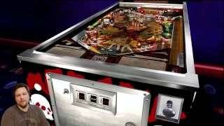 Gorgar - Pinball Hall of Fame: The Williams Collection (XBox 360) (Part 1) - Croooow Plays