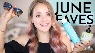 June FAVES 2017! | Fleur De Force