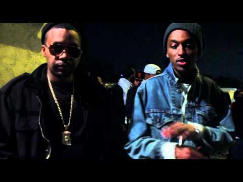 "Behind the Scenes of ""Nothing To Lose"" Video Shoot with K'NAAN & NAS"