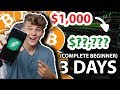 Develop a profitable Bitcoin Trading Strategy! - YouTube