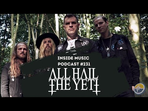 VIDEO INTERVIEW: All Hail The Yeti (Connor Garrity)