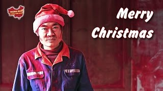 Thị Trấn Trung Quốc Mang Lại Mùa Giáng Sinh | Trung Quốc Không Kiểm Duyệt