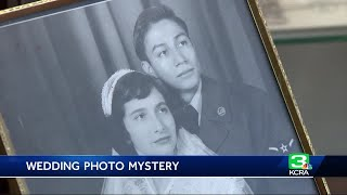 Wedding Photo Mystery: Stockton Pair Seeks To Find Photo's Owner