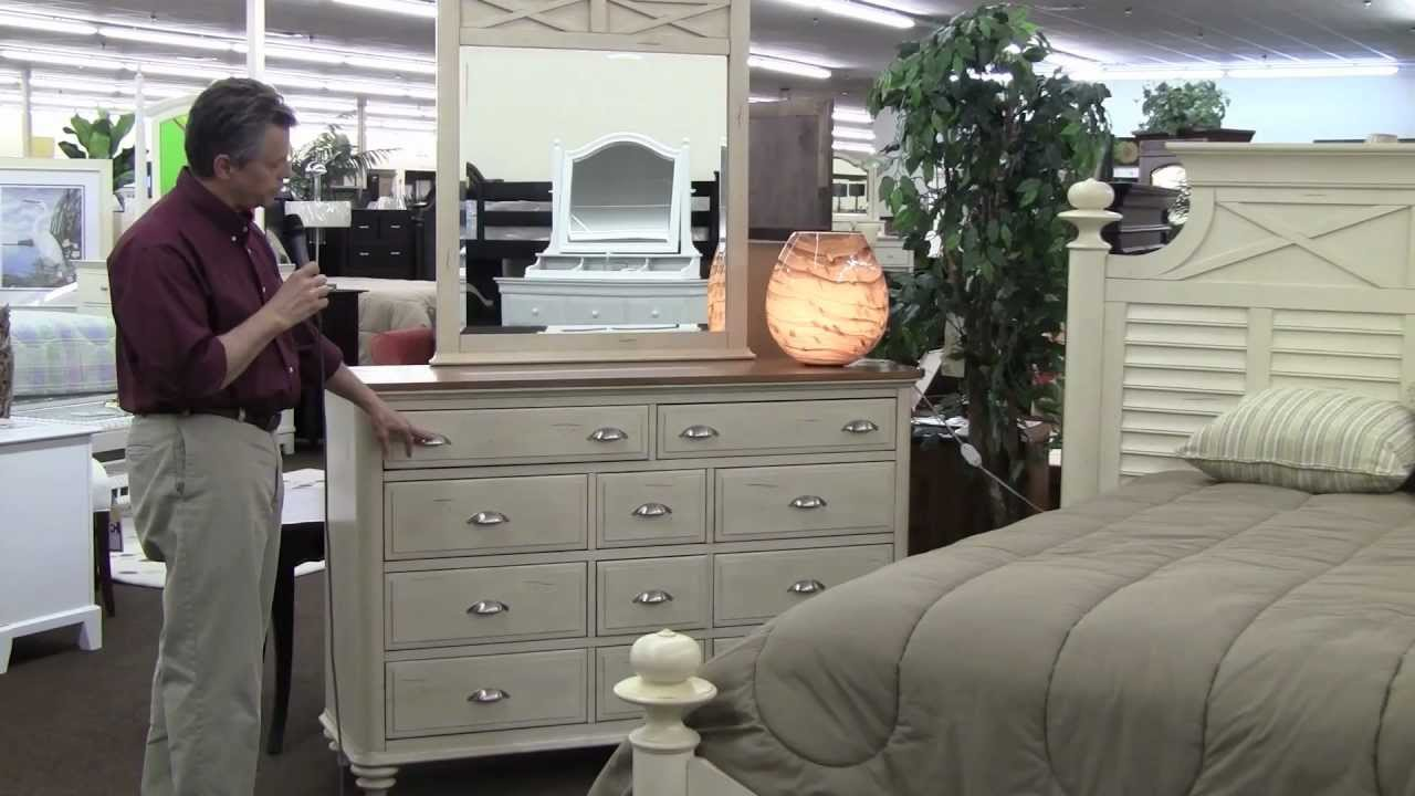 Ocean Isle Bedroom Suit by Liberty at JB's Furniture - YouTube
