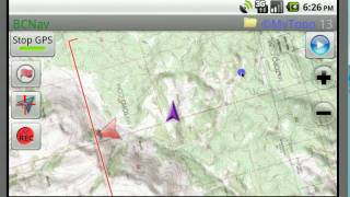 offline topo maps for android