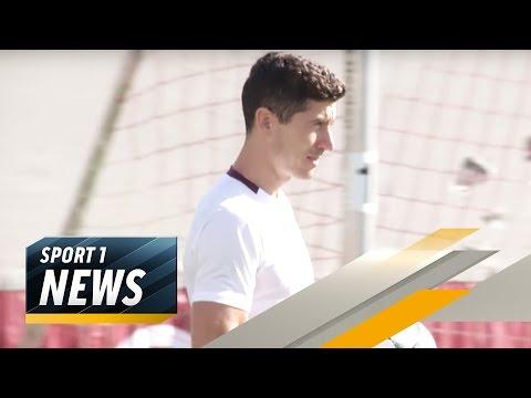Gomez sieht Zukunft in Wolfsburg & Real wollte Lewandowski | SPORT1 - Der Tag