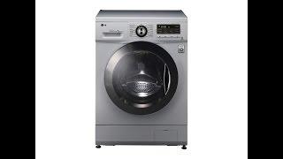 lg f1296tda5 6 motion direct drive 8kg 1200rpm freestanding washing machine review