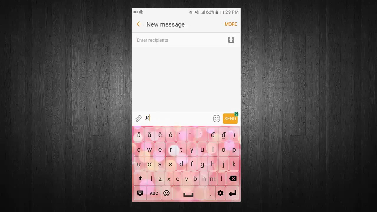 Vietnamese keyboard For android