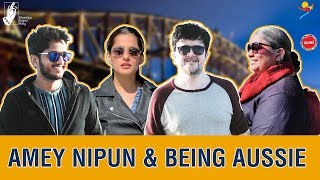 Amey, Nipun & Being Aussie | Casting Couch | #SeeAustralia #bhadipa