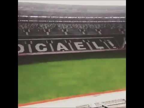 Kocaelispor 1966 Stadyumu'nda Şampiyonlar Ligi Müziği   Yunus Yıldız