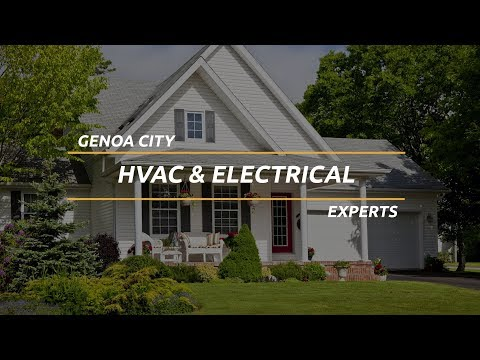 Genoa City WI Heating Cooling and Electric