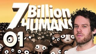 7 Billion Humans mit Florentin und Max #01