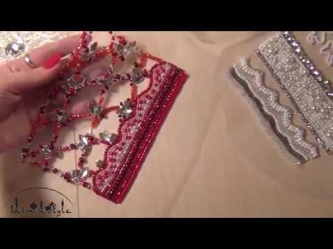 Курс тамбурной вышивки