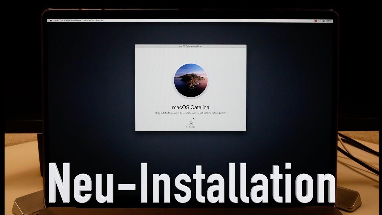 Macbook Pro Neu Installieren