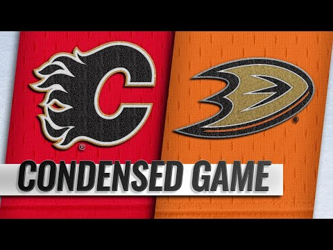 11/07/18 Condensed Game: Flames @ Ducks