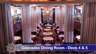 Radiance of the Seas - Royal Caribbean - SHIP TOUR