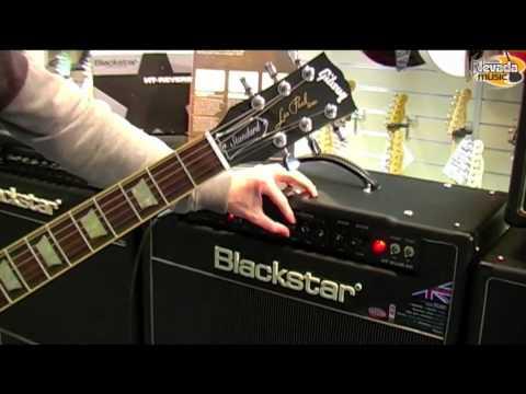 Blackstar HT Venue Club 40 Combo demo - In store @ PMT