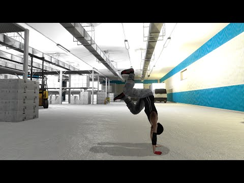 Full download hardcore parkour mirrors edge full guide 1 for Mirror gameplay walkthrough