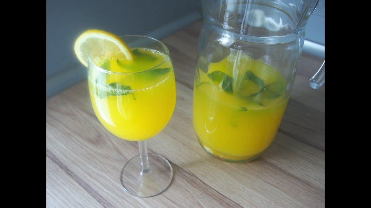 Вкуснейший, Освежающий домашний Лимонад! Easy Homemade Lemonade Recipe