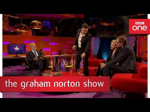 Orlando Bloom saves a fly  The Graham Norton   BBC One