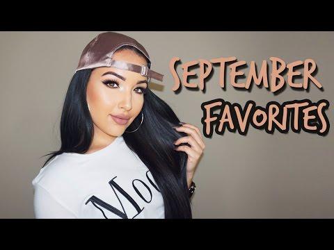 September Favorites | Anastasia Fall glosses, Emoji Magnets, & More!