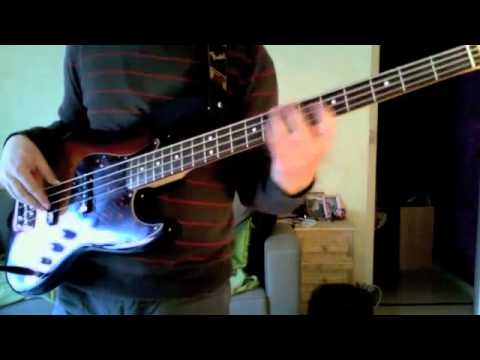 bass cover : metropolitain - kyle eastwood