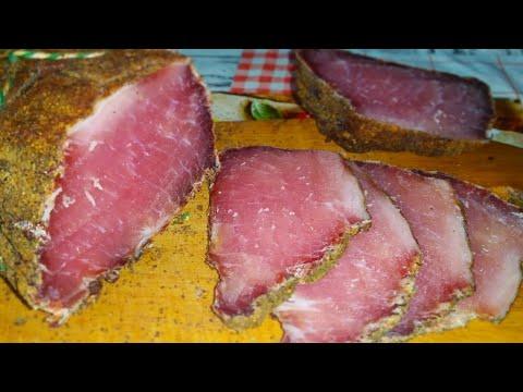 Как коптить мясо в домашних условиях холодного копчения