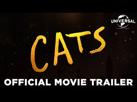 Cats – Officiell Trailer (Universal Pictures) HD