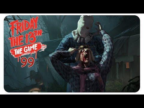 Liebe und Frieden! #99 Friday the 13th: The Game [deutsch] - Gameplay Together