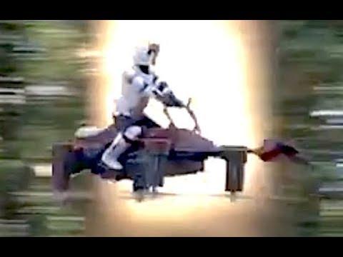 Propel Star Wars 74-Z Speeder Bike Drone Review