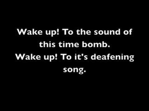 Story of The Year - Wake Up (lyrics)