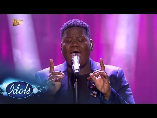 Top 10: King B - 'Love On The Brain' - Idols SA