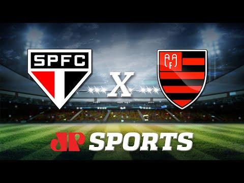 Sao Paulo 5 X 0 Flamengo Sp 12 01 20 Futebol Jp Youtube