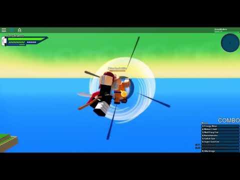 Dragon Ball Online Generations Mini Gameplay