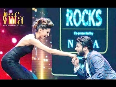 Fawad Khan proposed deepika & sunakshi in IFFA 2016
