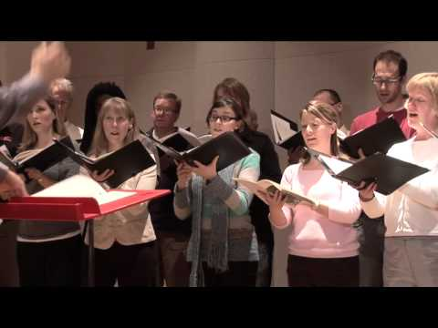 Cantus and the National Lutheran Choir: Ye Shall Have a Song