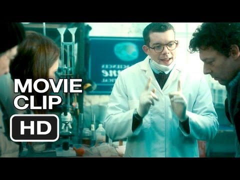 Grabbers CLIP - Blood And Water (2013) - Horror Comedy Movie HD