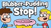 ♪ ♪ Kinderlied Familie - Blubber-Pudding Stop! - Hurra Kinderlieder